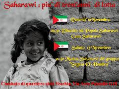 SAHARAWI PIÙ DI TRENT'ANNI DI LOTTA