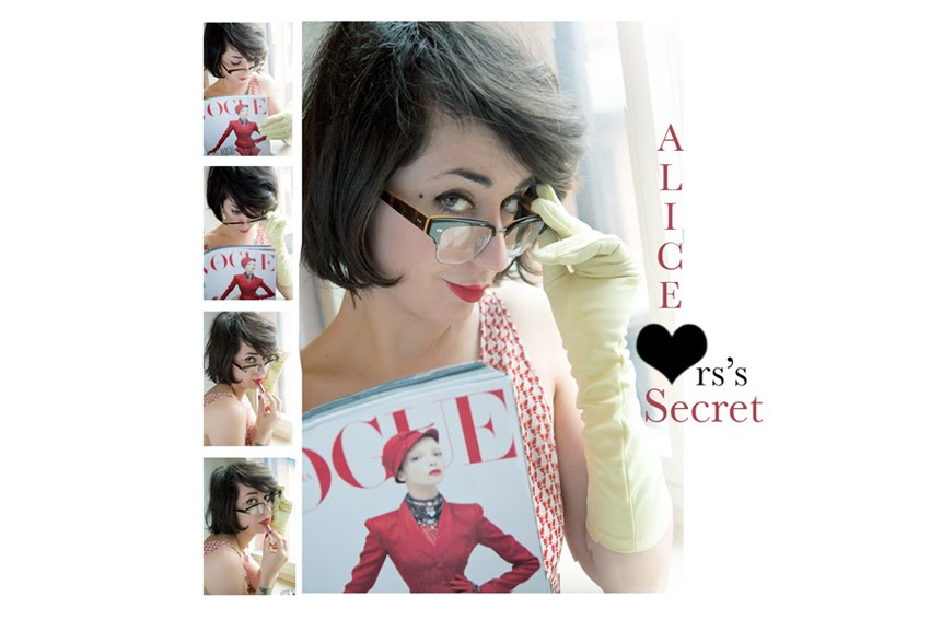 Alice Lover's secret
