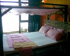 Bamboo beds