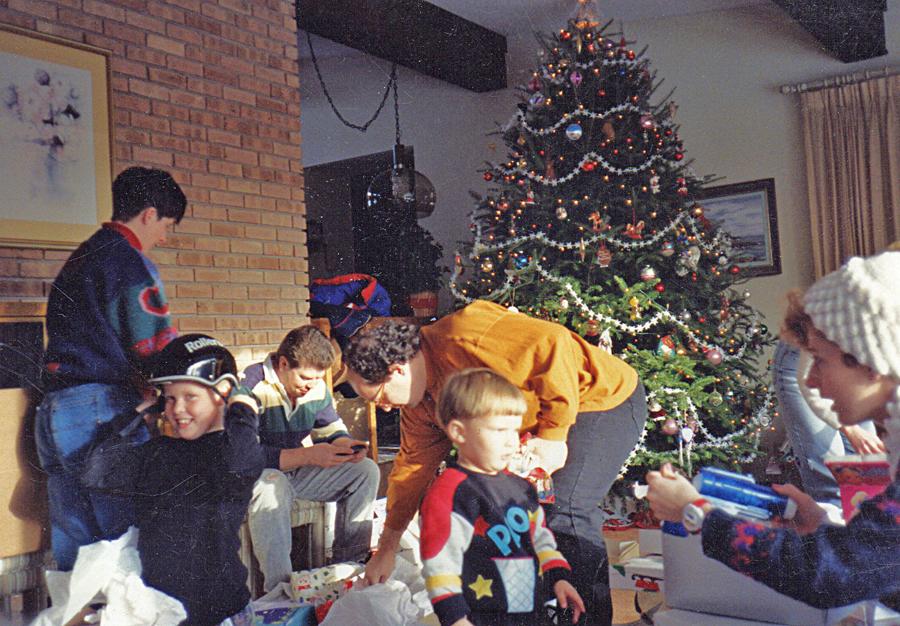 In My Life: Advent Calendar of Christmas Memories 2010 - Dec. 1 The ...