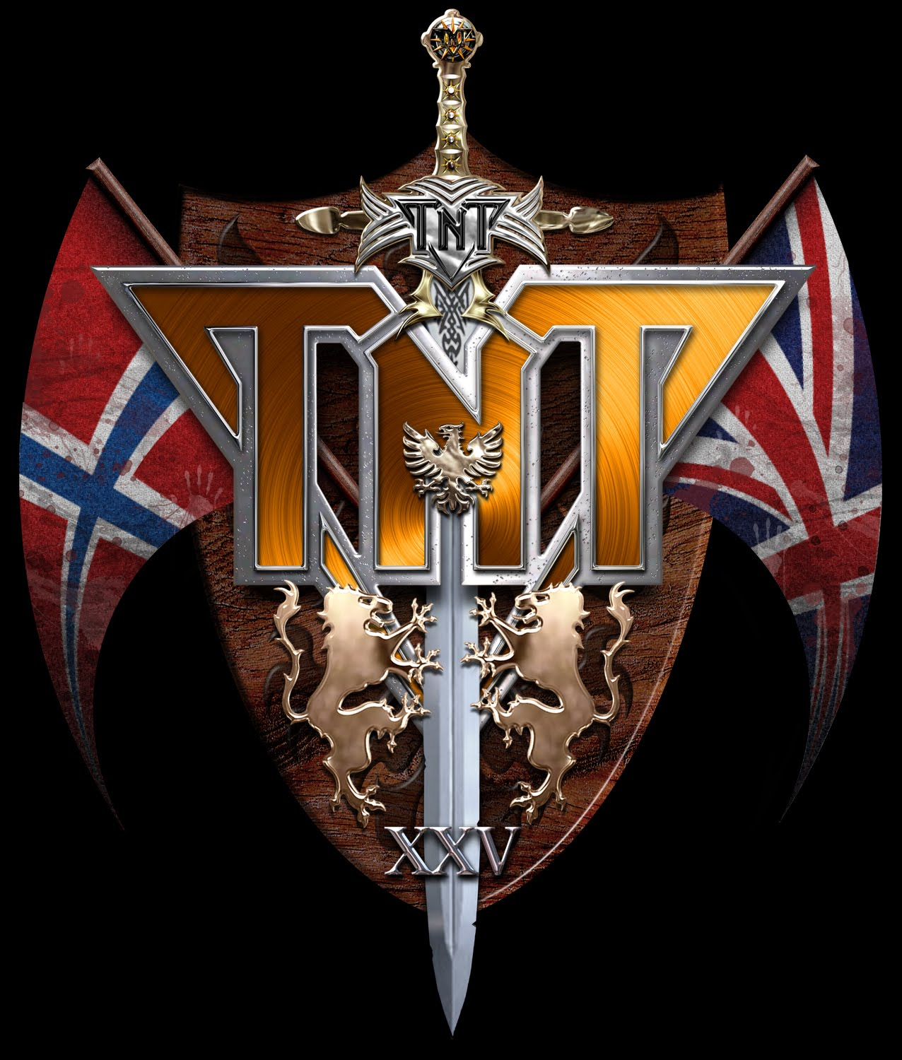 tnt discography