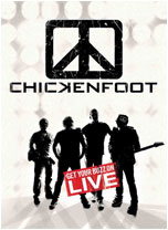 CHICKENFOOT....LIVE (DVD)