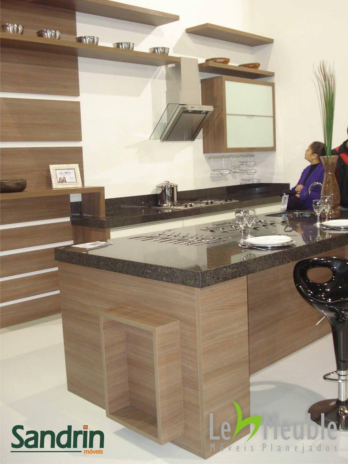 Le Meuble Projetos de Interiores: Casa brasil 2009 Cozinhas #74A823 1200 1600