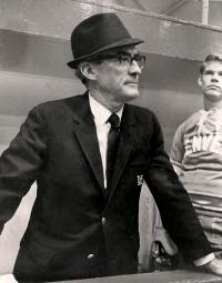 Former DU Coach Murray Armstrong