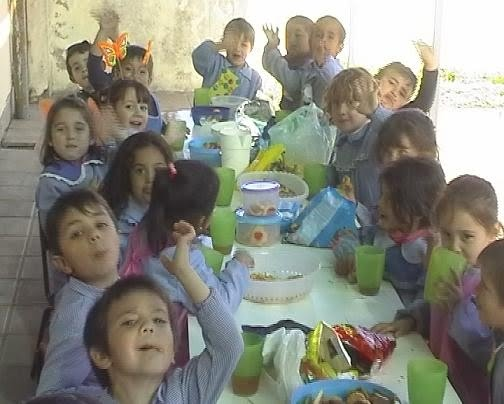 Saavedra televisora color jardin de infantes abierta la for Inscripcion jardin infantes 2016