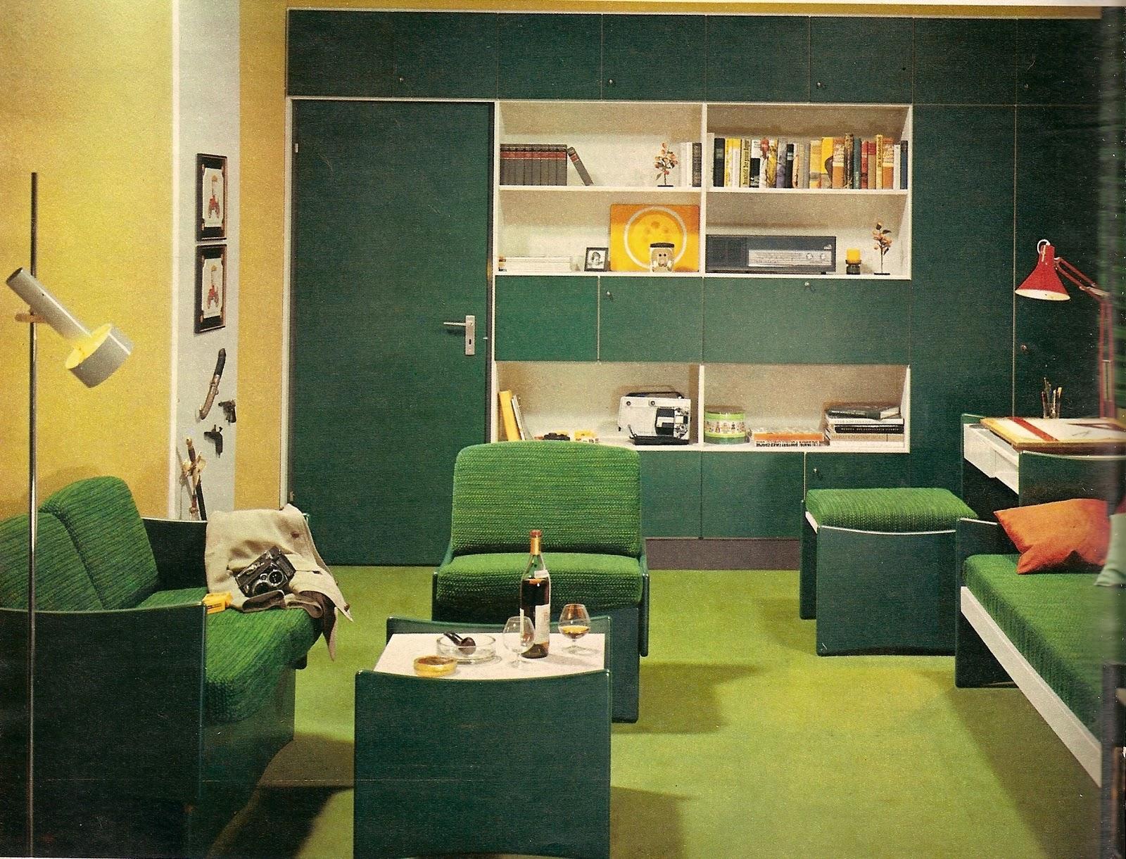 Wohnideen wohnzimmer grun – midir