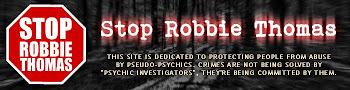 Stop Robbie Thomas