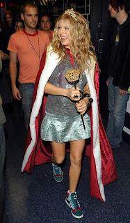 Fergie halloween Costume