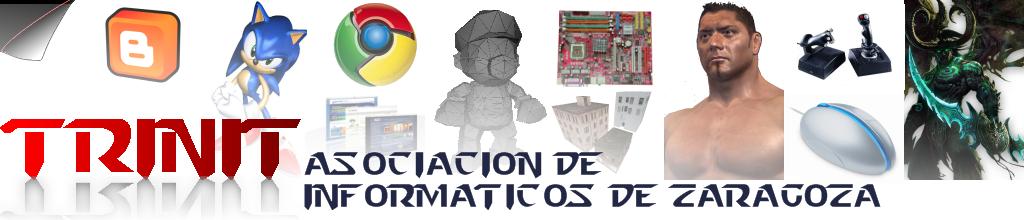 TRINIT Asociación de Informáticos de Zaragoza | Informática y nuevas tecnologías