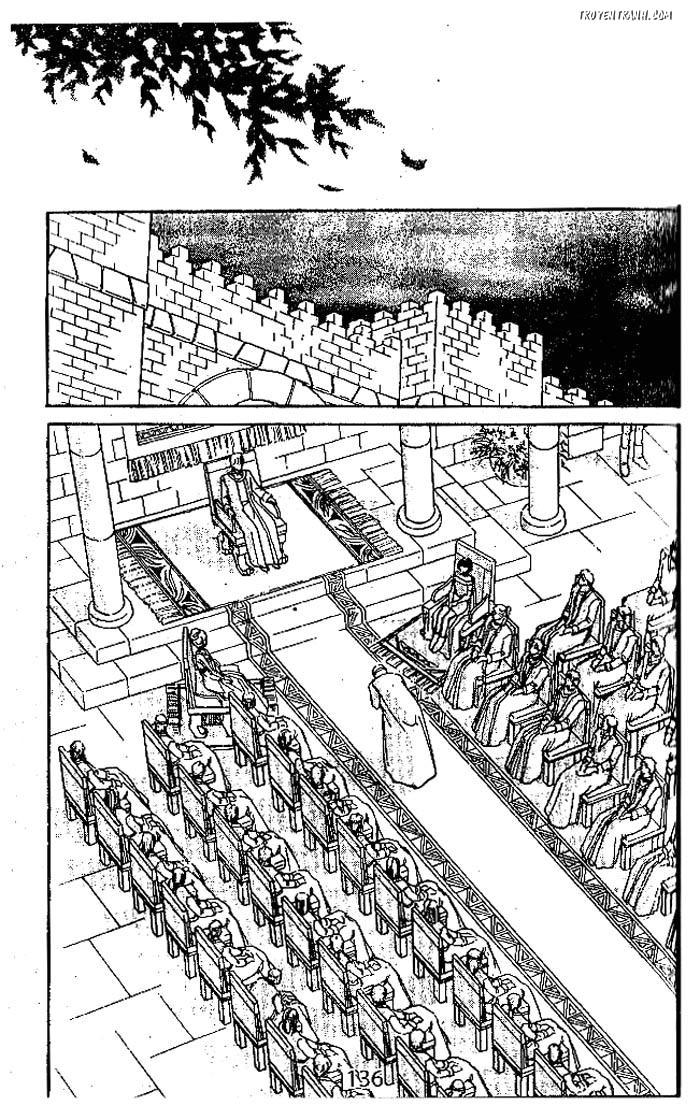 Dòng sông huyền bí Chap 76 trang 22