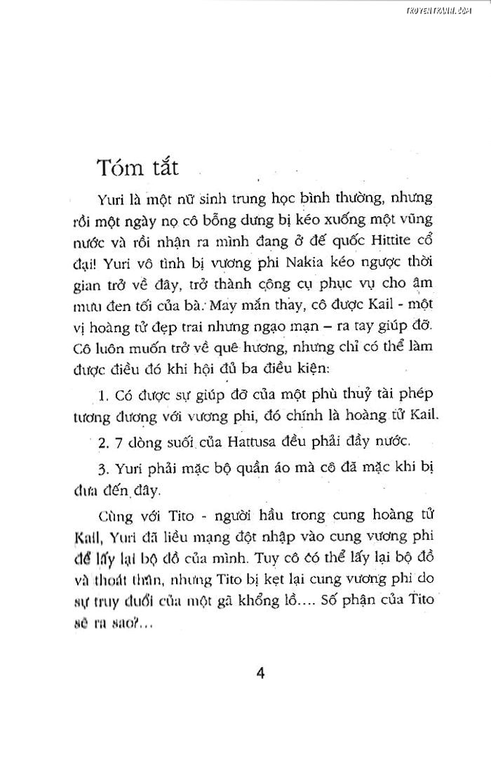 Sora wa Akai Kawa no Hotori - Dòng sông huyền bí Chapter 74 - Trang 4
