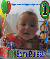 baby sam rules photo
