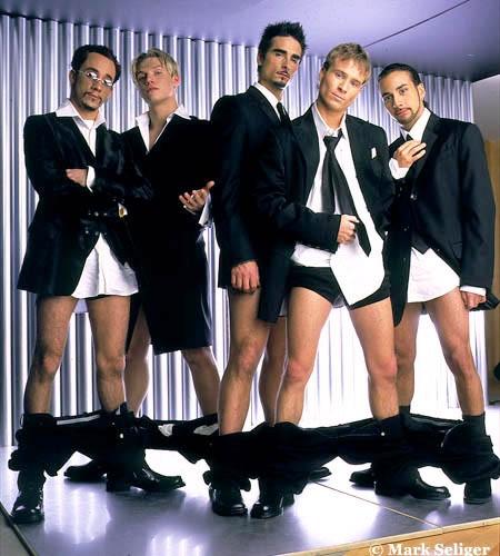 Opreh Winfrey reunió en su programa a los actuales Backstreet Boys