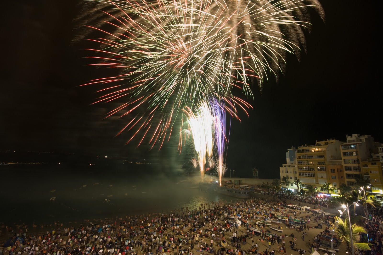 fiestas de fin de ano las palmas de gran canaria: