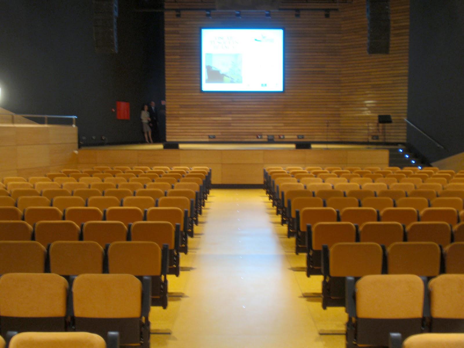 El auditorio alfredo kraus como palacio de congresos y - Alfredo kraus auditorio ...