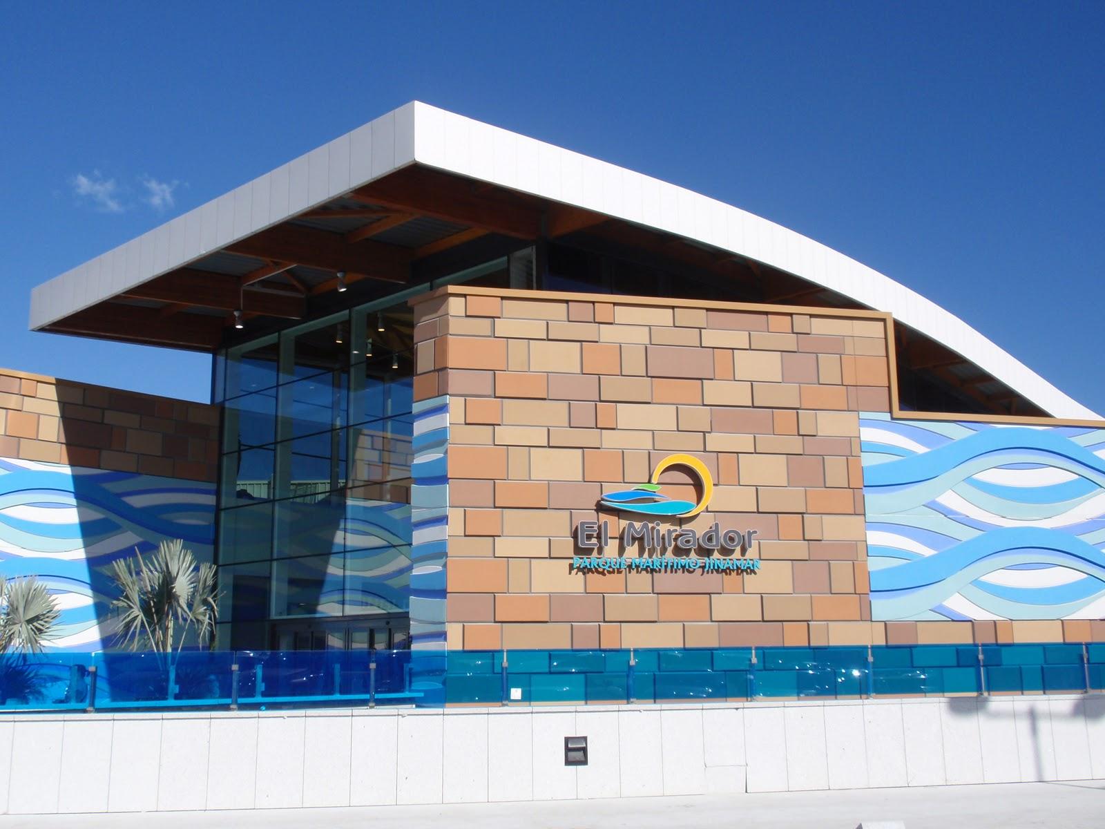 .: Centro Comercial El Mirador.Parque Maritimo de Jinamar