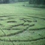 Lingkaran 'UFO' Pertamakali di Indonesia