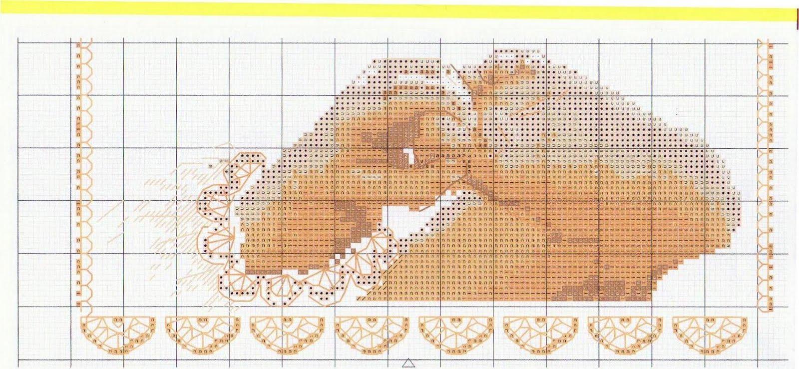 Оберег для новорожденного мальчика вышивка крестом схема