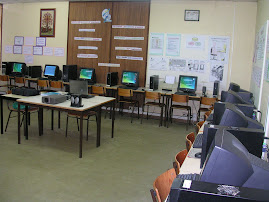 Sala de TIC na EB de Vinhais