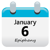 January 6: Epiphany