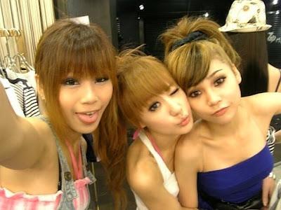 Hot Singapore Girls