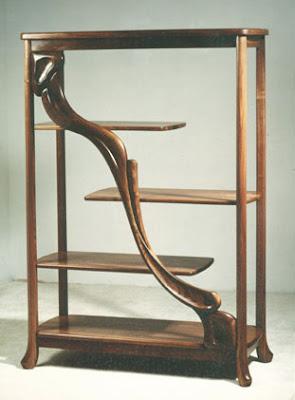 Art Nouveau Style Contemporary Art Nouveau Style Furniture