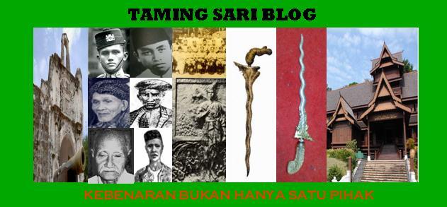 TAMING SARI BLOG