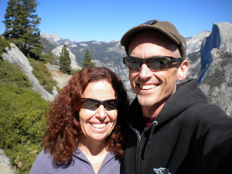 Ruth Riffe, Paul Humphrey & Half Dome