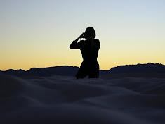 White Sand Dunes, NM