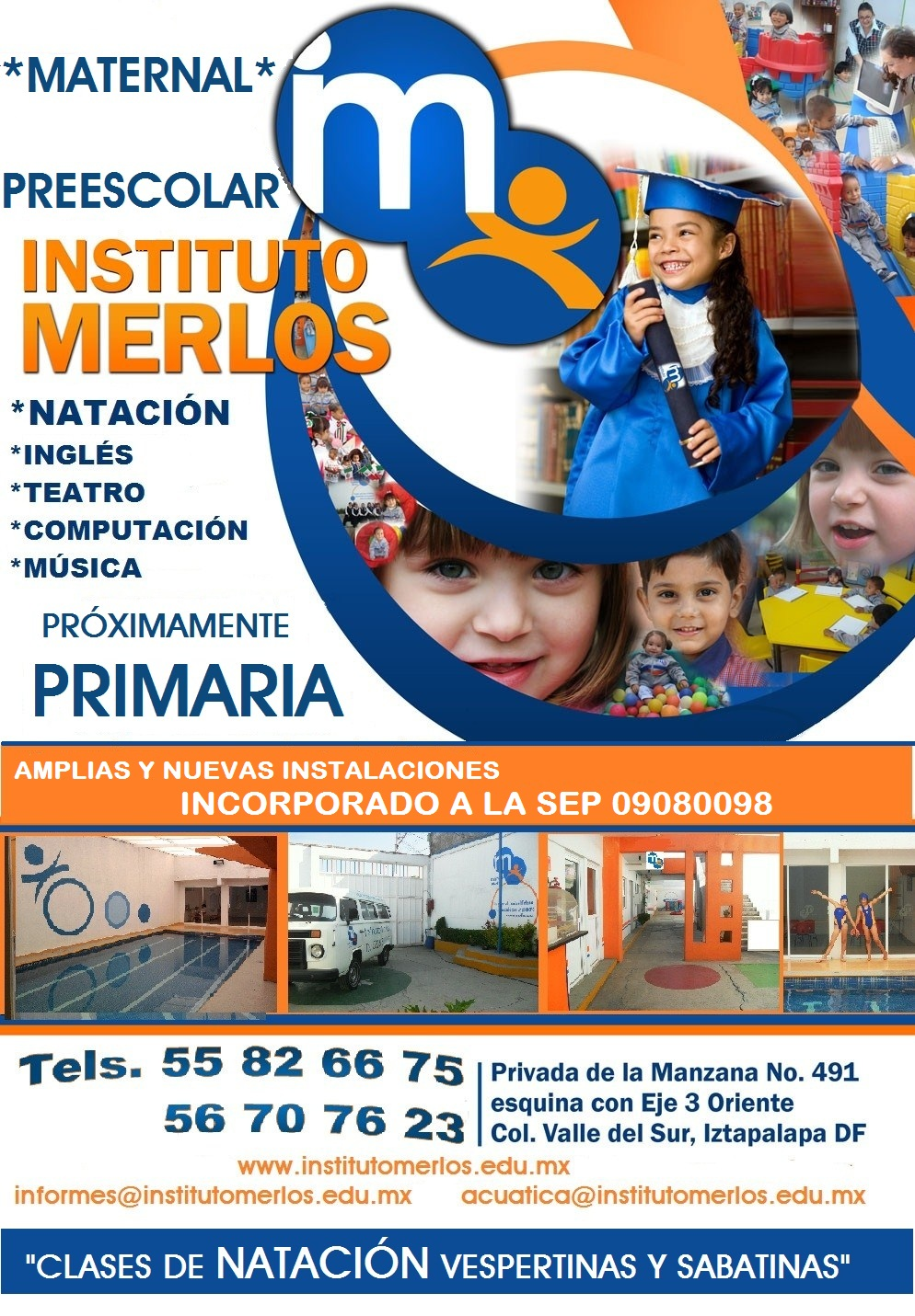 P R I M A R I A  INSTITUTO MERLOS