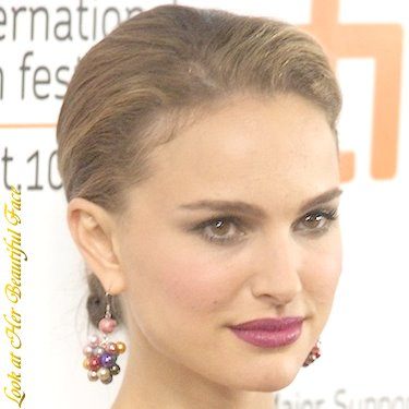 Look At Her Beautiful Face Look At Natalie Portman