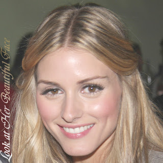 Olivia Palermo Beautiful Face With Smooth Facial Skin