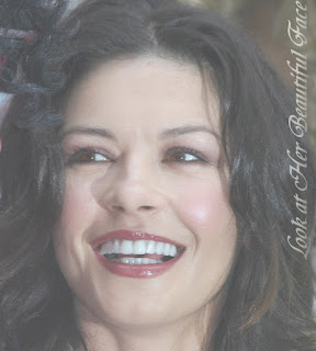 Catherine Zeta-Jones Beautiful Face