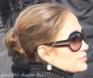 Jennifer Lopez Beautiful Face