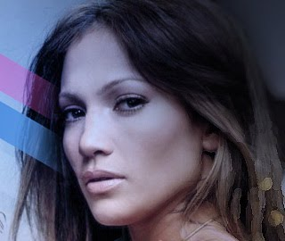 look at her beautiful face look at jennifer lopez