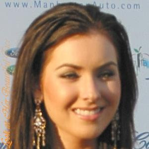 Natalie Glebova Beautiful Face