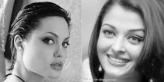 Aishwarya Rai Or Angelina Jolie?