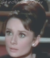 Audrey Hepburn's Classic Facial Beauty