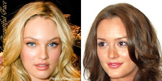 Candice Swanepoel And Leighton Meester Look Somewhat Alike