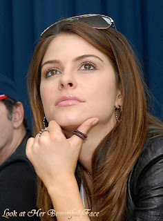 Beautiful Face of Maria Menounos