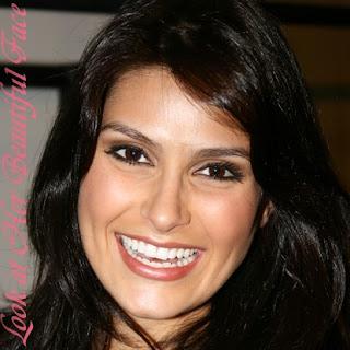 Natália Guimarães Beautiful Face And Big Smile