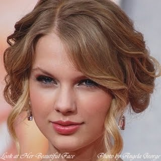 Look At Her Beautiful Face Look At Taylor Swift Beautiful Face