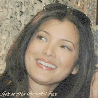 Kelly Hu Beautiful Face