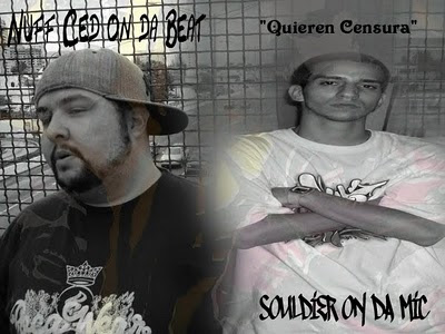 Quieren Censura - Soulder DEC Ft Nuff
