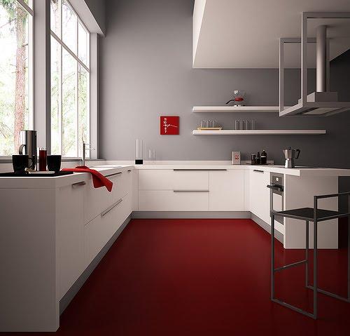 Proyecto cocina scavolini cocinas italianas for Cocinas italianas equipadas