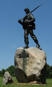 The Volunteer: Theo Ruggles Kitson's Massachusetts Memorial at the Vicksburg National Military Park