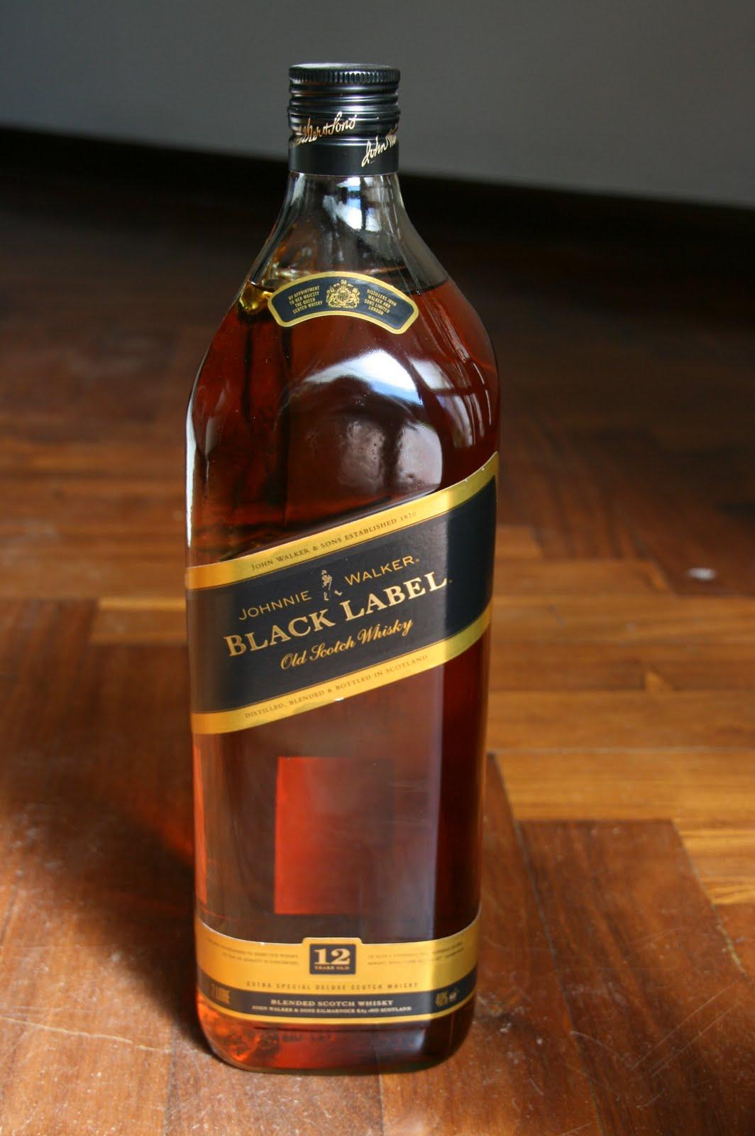 Johnnie Walker Bottles History And Evolution Big Blacks