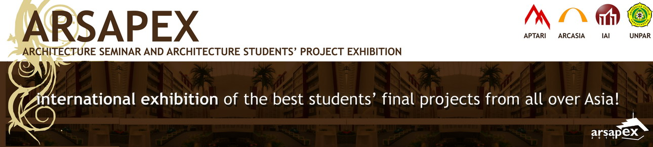 ARSAPEX | Architecture Seminar And Project Exhibition Of Asian Architecture Student