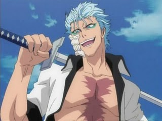 Hollow & Arrancar Guidelines Grimmjow