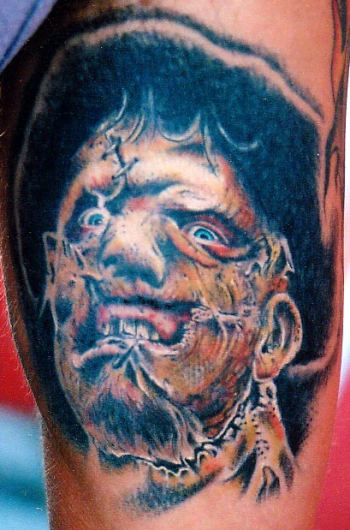 horror style tattoo meaning - specially designed for you